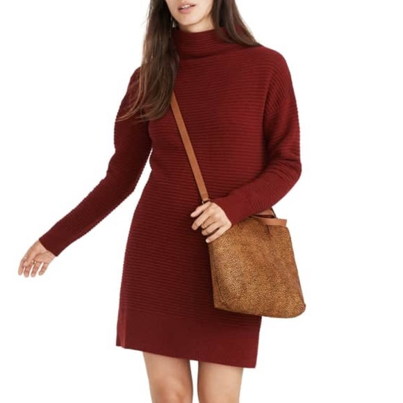 247cbdcd45 Madewell Dresses   Skirts - Madewell Skyscraper Sweater Dress